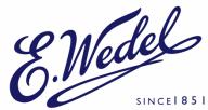 E. Wedel logo