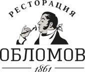 логотип Ресторация Обломов